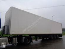 semi remorque Schmitz Cargobull Oplegger box/closed/ferme 4x