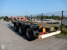 Krone container semi-trailer SDC 27 / Extendable / BPW axles