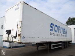 Semiremorca Lecitrailer P 36 , Box trailer second-hand