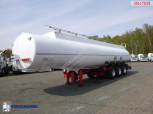 Indox tanker semi-trailer Fuel tank alu 40.5 m3 / 6 comp