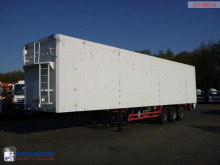 Semi remorque fond mouvant Stas M walking floor trailer alu 91.5 3