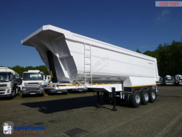 полуремарке Galtrailer Tipper trailer steel 40 m3 / 68 T / steel susp. / NEW/UNUSED