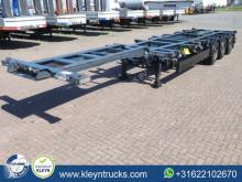 Kögel S 24-2 multi saf disc semi-trailer