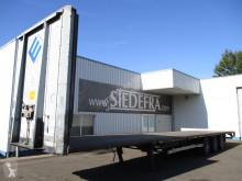 semirimorchio Van Hool Mega Flat Trailer