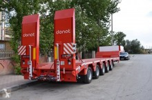 porte engins Donat 5 Axle Lowbed