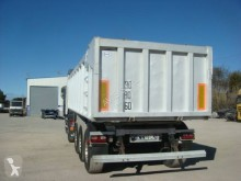Kaiser BENNE PORTE ARRIERE HTDRAULIQUE 3 ESSIEUX ESSIEUX SAF SUSPENSIONS AIR ABS semi-trailer used tipper