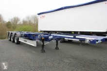 Semi remorque porte containers Fliegl Type SDS 380
