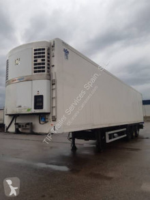 SOR SR3E semi-trailer used multi temperature refrigerated