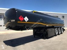 Rigual SCAR-3E/36N semi-trailer used tanker