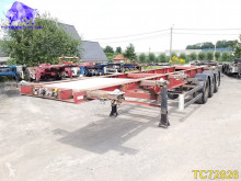 Semi remorque porte containers Schmitz Cargobull 30ft - 20ft Container Transport