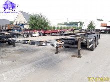 Stevens container semi-trailer '30 ft - '20 ft Container Transport