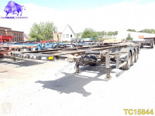 Stevens 30ft - 20 ft Container Transport semi-trailer used container
