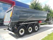 Semitrailer lastvagn bygg-anläggning TecnoKar Trailers