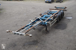 Van Hool Container chassis 3-assig/ 45ft./ multi semi-trailer