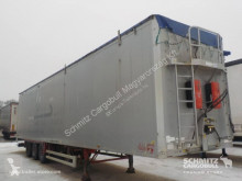 Stas Walking-floor Standard semi-trailer used moving floor