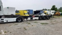 Semitrailer Krone SD SDC27 containertransport begagnad