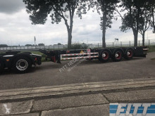 Pacton container semi-trailer container chassis