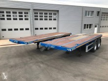 Prim-Ball semi-trailer used flatbed