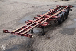 Renders Container chassis 3-assig/ 45ft./ multi semi-trailer