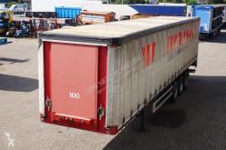 Semi remorque rideaux coulissants (plsc) Meierling Schuifzeil schuifdak 3-assig/ Aluminium chassis/ Coilgoot