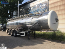 Maisonneuve tanker semi-trailer Food Isolated, 5 Compartments, Food, nourriture, Lebensmittel, Levensmiddelen Tank