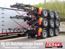 Krone 3-Achs-Containerchassis 20ft Auflieger