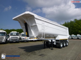 Náves Galtrailer Tipper trailer steel 40 m3 / 68 T / steel susp. / NEW/UNUSED korba nové