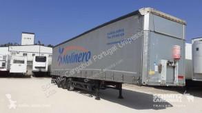 Schmitz Cargobull Lona para empurrar Mega semi-trailer