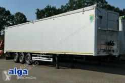 Wielton NS3R, 91m³, 6mm Boden, Liftachse, SAF-Achsen semi-trailer