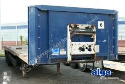 Semi remorque châssis Krone SD, Containerchassis, 1x 40Fuß, 2x 20Fuß, Luft