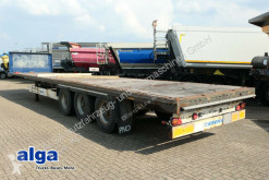 Krone SD, 1x 40Fuß, 2x 20Fuß, Containerverriegelung semi-trailer used flatbed