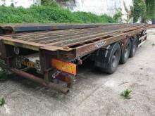 Trailor container semi-trailer