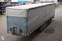 Schmitz Cargobull Curtainside / Sliding roof / Coilgutter / 2x axle lifts semi-trailer