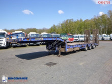 naczepa King semi-lowbed trailer 9 m / 32 t + ramps