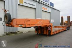 Langendorf SATH30/34 hydr. Rampen Hebebett Gelenkte Achsen semi-trailer