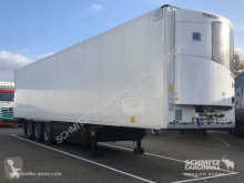 Schmitz Cargobull Tiefkühler Standard Ladebordwand semi-trailer used insulated