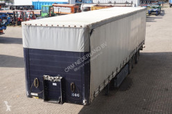 semi reboque Schmitz Cargobull Curtainside / Sliding Roof / Coil gutter / 2x axle lift