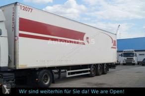 Semi remorque Fruehauf Auflieger Koffer Doppelstock SAF-Achsen fourgon occasion