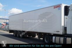 Fruehauf Chereau Kühlkoffer Tiefkühler Carrier SMB-Achsen Auflieger gebrauchter Isotherm