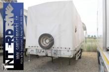 trailer Grau semirimorchio centinato per daily con sponda