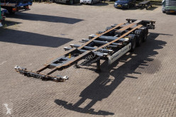 Krone Container chassis 45ft.. / Multi / Gooseneck semi-trailer