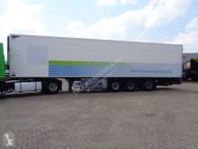 Semitrailer Pacton O4/DA 04 + Carrier Vector 1800 + kylskåp mono-temperatur begagnad