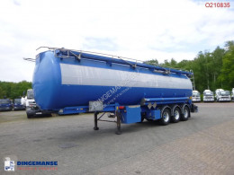 Trailer LAG Powder tank alu 55 m3 (tipping) + ADR tweedehands tank