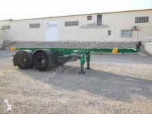 Fruehauf portacontenedores 20 pies semi-trailer used container