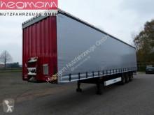 Krone SDP27, SAF-Scheibe, Schiebeplane neu, standart semi-trailer used tarp