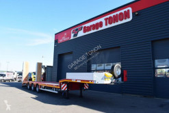 MAX Trailer heavy equipment transport semi-trailer MAX 100 NEUF