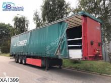 Fruehauf Tautliner Disc brakes, Borden semi-trailer