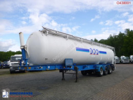 Trailer Powder tank alu 62 m3 (tipping) tweedehands tank