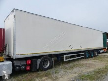 Coder semi-trailer used box