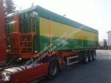 Trailer Carnehl tweedehands kipper graantransport